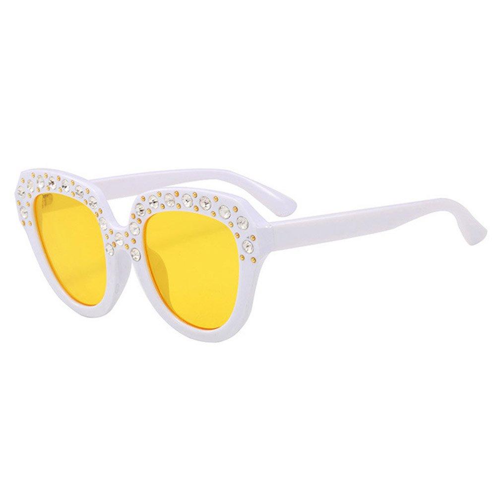 Gafas de Sol Niño, JiaMeng Gafas UV de Sol Unisex imitación ...