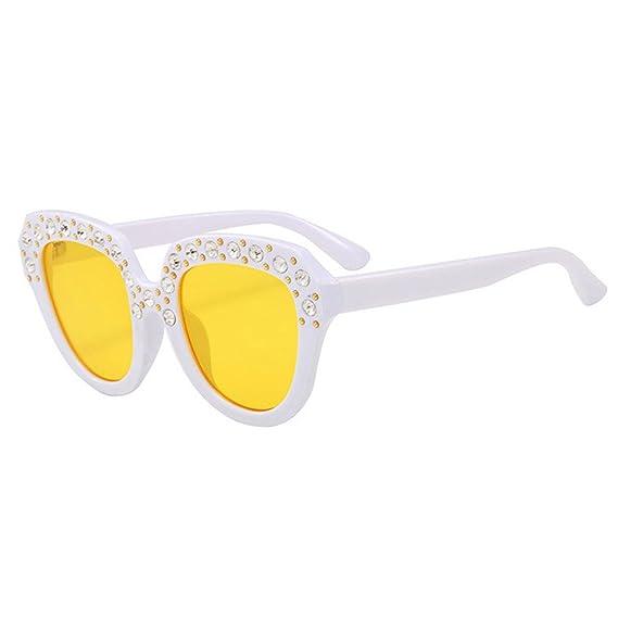 asdkfh Gafas de Sol Hawkers Kids Gafas de Sol Mujer Redonda ...