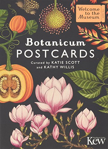 Botanicum Postcards (Welcome To The Museum) ()