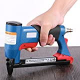 Air Nail Gun 18 Gauge Brad Nailer Pneumatic Nail Pull Gun 2 in 1 Multifunction 3/4 Inch to 2 Inch