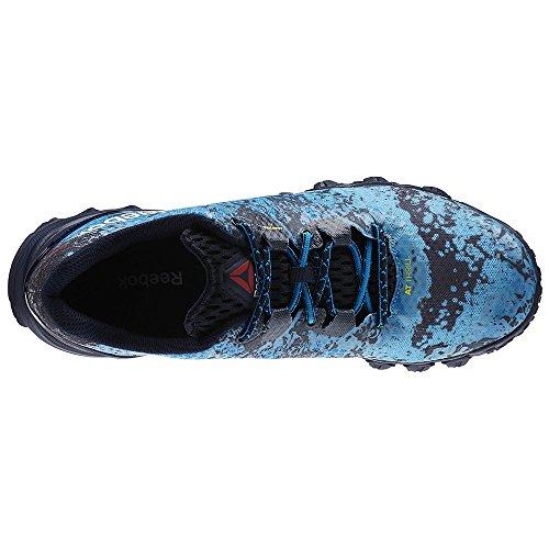 Reebok - Zapatillas de Material Sintético para hombre color azul, talla 45 EU