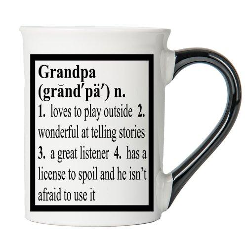 coffee cup for grandpa - 5