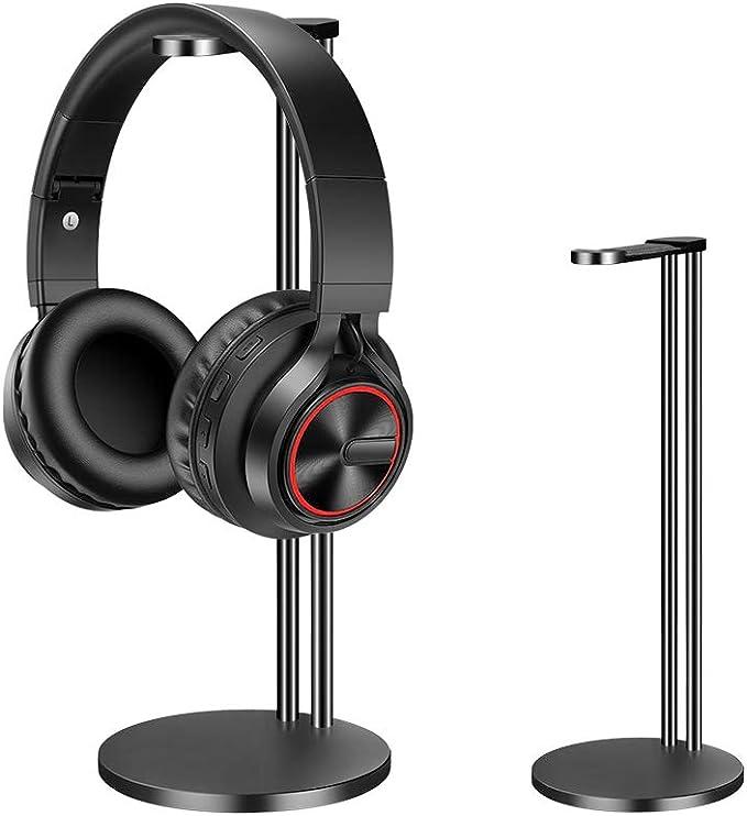 Universal Headphone Stand Holder Earphone Hanger Headset Desk Mount Display Rack