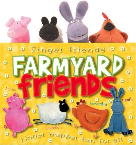 Finger Friends Farmyard Friends PDF