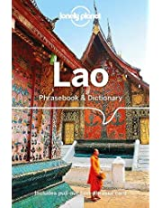 Lonely Planet Lao Phrasebook & Dictionary 5 5th Ed.