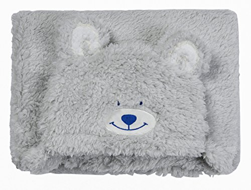 Kids Hooded Blanket,Cute Animal Bear Plush Sherpa Fleece Bath Throw,Fit 3-10 Years Old,Best Gifts for Boys and Girls by softan (Image #6)