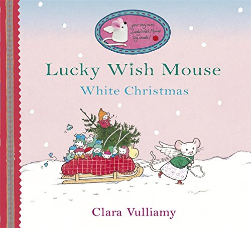"Image result for ""Lucky Wish Mouse, White Christmas"" -"