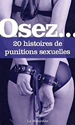 Osez 20 histoires de punitions sexuelles