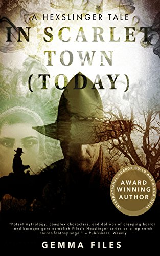 book cover of In Scarlet Town (Today)