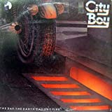 CITY BOY THE DAY THE EARTH CAUGHT FIRE vinyl record