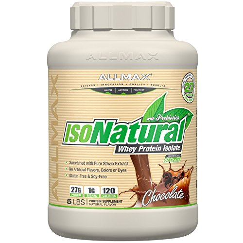 ISONatural Protein Isolate Supplement Chocolate product image