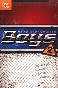 The One Year Devotions for Boys 2