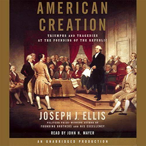American Creation Audiobook [Free Download by Trial] thumbnail