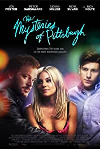 Misterios de pittsburgh [DVD]