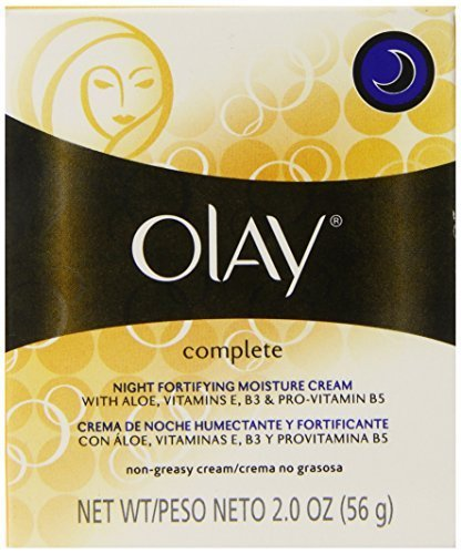 Olay Complete Night Fortifying Moisture Cream 2 Oz by P&G