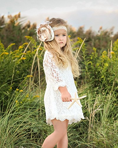 Review CVERRE Flower Girl Lace