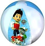 Paw Patrol Boys Blue Inflatable Beach Ball 45cm Swimming Pool Toy
