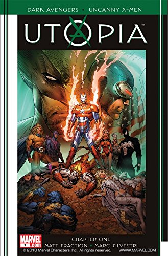 (Dark Avengers/Uncanny X-Men: Utopia #1)