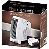Fine Elements Utility Heavy Duty Heater 2000 Watt
