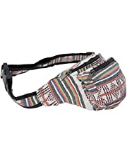 Gheri Festival Colorful Bum Bag Fanny Pack Coin Money Purse Waistpack Pouch Travel Holiday Wallet Boho Belt B