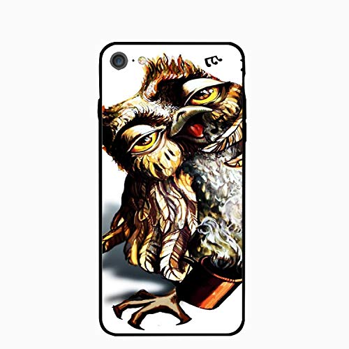 iPhone 6S Case/iPhone 6 Case, Slim Shockproof Singing Owl Cover Case Compatible with iPhone 6/6s 4.7 inch]()