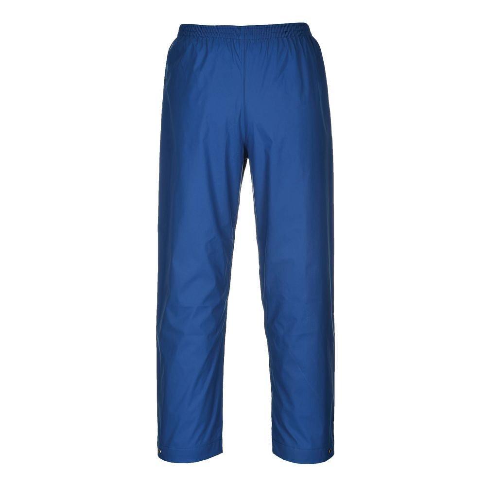 5XL S451 Waterproof Sealtex Trousers Pants Elastic Waist Stud Adjustable Hem S