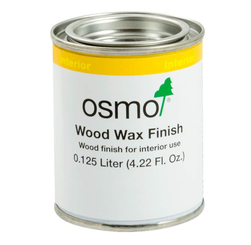 OSMO Wood Wax Finish Transparent - OAK - .125L