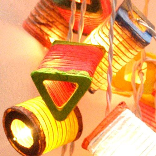Design Chinese Lantern String Lights product image