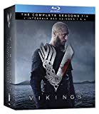 Vikings: Seasons 1-4 Coffret [Bilingue] [Blu-ray]