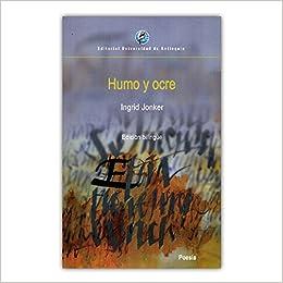 Book Humo y ocre