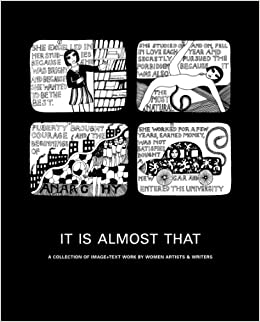 It is almost that a collection of image text work by women it is almost that a collection of image text work by women artists writers lisa pearson 9780979956263 amazon books fandeluxe Gallery