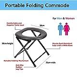 Elite Portable Camping Toilet, Travel Toilet