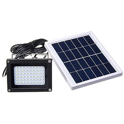 3W 150 led : 54/150 LEDs Solar Light 3528 SMD Sensor Outdoor Lighting Security Led Flood Light Waterproof Outdoor Garden Path Security Lamp