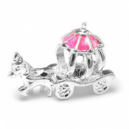 princess-carriage-olympia-metal-charm-compatible-fits-all-major-brand-name-bracelets-necklaces
