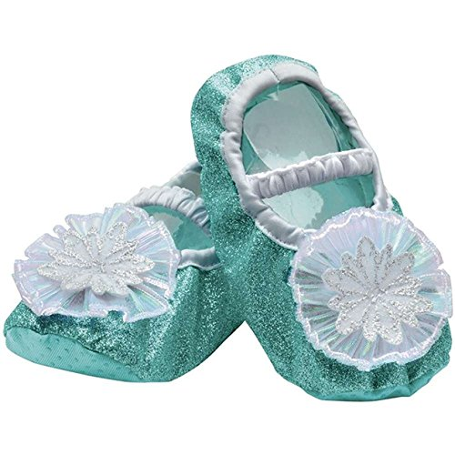 Disguise Elsa Toddler Slippers Size