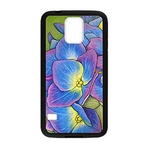 Persoanlized diseño Hortensia Samsung Galaxy S5caso personalizado Carcasa para Samsung Galaxy S5