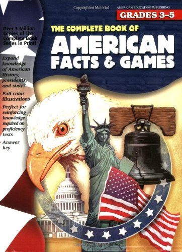 The Complete Book of American Facts and Games