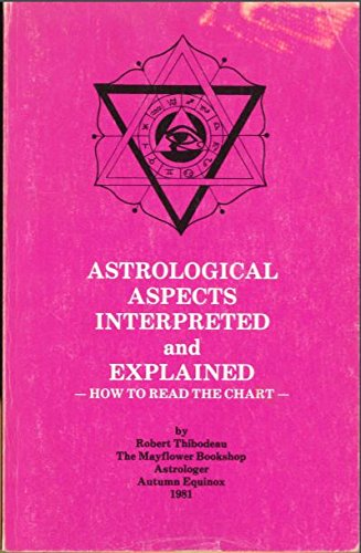 Astrological Aspects Interpreted and Explained