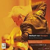 ベートーヴェン : 交響曲 第4番 & 第7番 (Ludwig van Beethoven : Symphonie Nr.4 B-dur op.60   Symphonie Nr.7 A-dur op.92 / Herbert von Karajan & Berliner Philharmoniker) (1977.11.15 Tokyo) (Live) (2LP) [Limited Edition] [Analog]