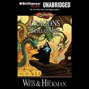Dragons of the Hourglass Mage Audiobook