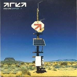 Area One Sampler // [Audio CD]