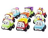 Naovio 3 Pcs Cartoon Smiling-Face Car Hands Pushing Review and Comparison