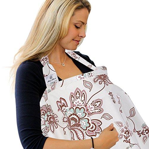 QUNQI STAR Breast Feeding Nursing Cover (R)