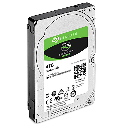 Seagate Barracuda ST4000LM024 4 TB 2.5'' Internal Hard Drive by Seagate (Image #1)