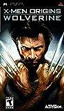 X-Men Origins: Wolverine - Sony PSP by Activision