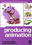 img - for Producing Animation (Focal Press Visual Effects and Animation) book / textbook / text book