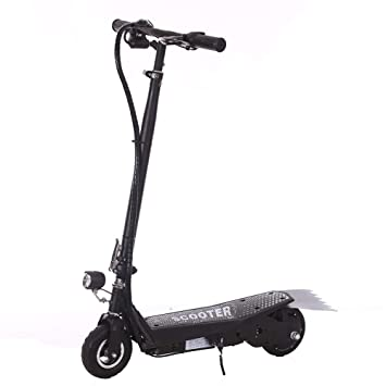 H&YL Patinete Eléctrico,Scooter Plegable Manillar Ajustable ...