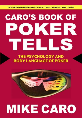 Reading poker tells book 777 mobile