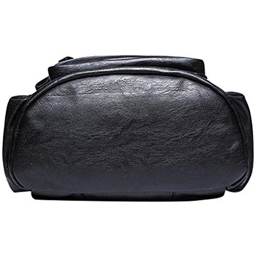 Unisex casual incl. Notebookfach College Schule Rucksack Tasche Student Laptop Rucksack