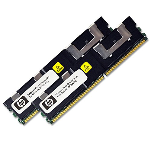 397415-B21 8GB (2x4GB) Memory HP ProLiant DL380 G5 New Ce...
